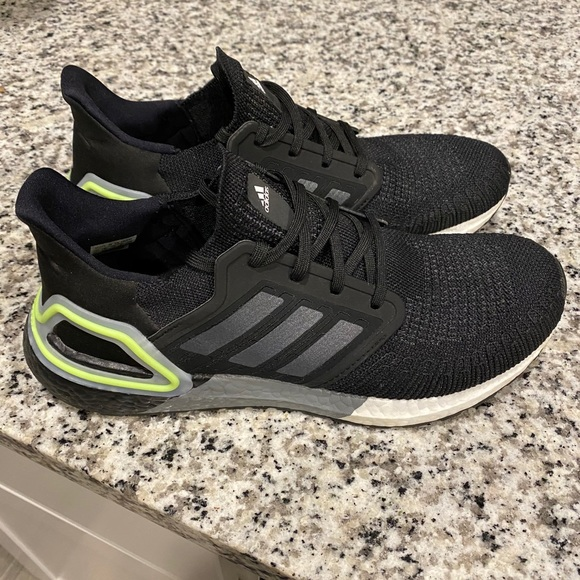 adidas Shoes | Ultra Boost 2020 Green